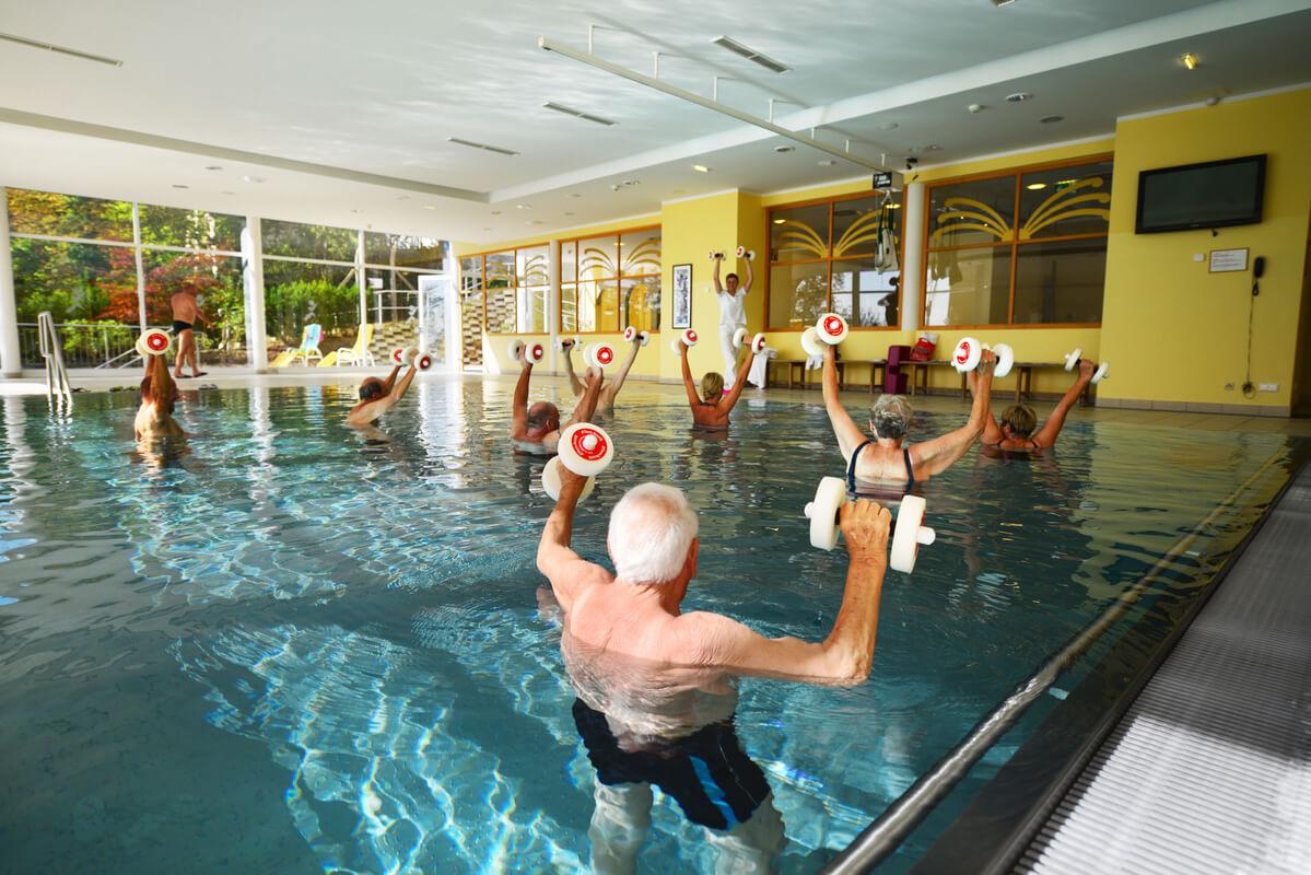 OptimaMed Perchtoldsdorf Wassertherapie