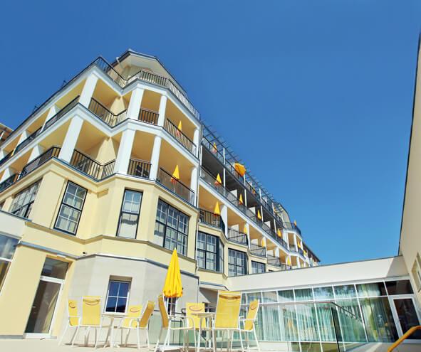 OptimaMed Perchtoldsdorf Haus