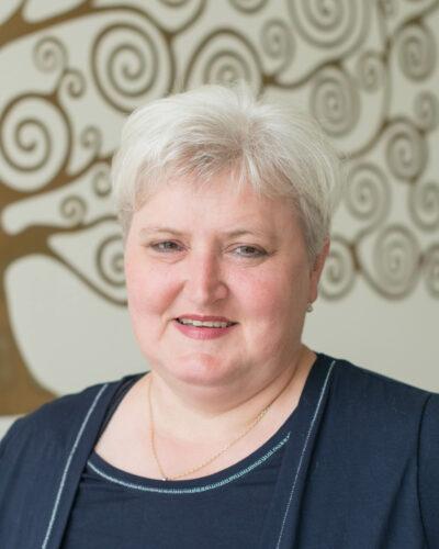 Mag. Herta Plöderl, Pflegedirektorin